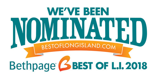 Best of Long Island 2018 Nomination