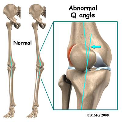 chondromalacia patella | central orthopedic group, Skeleton